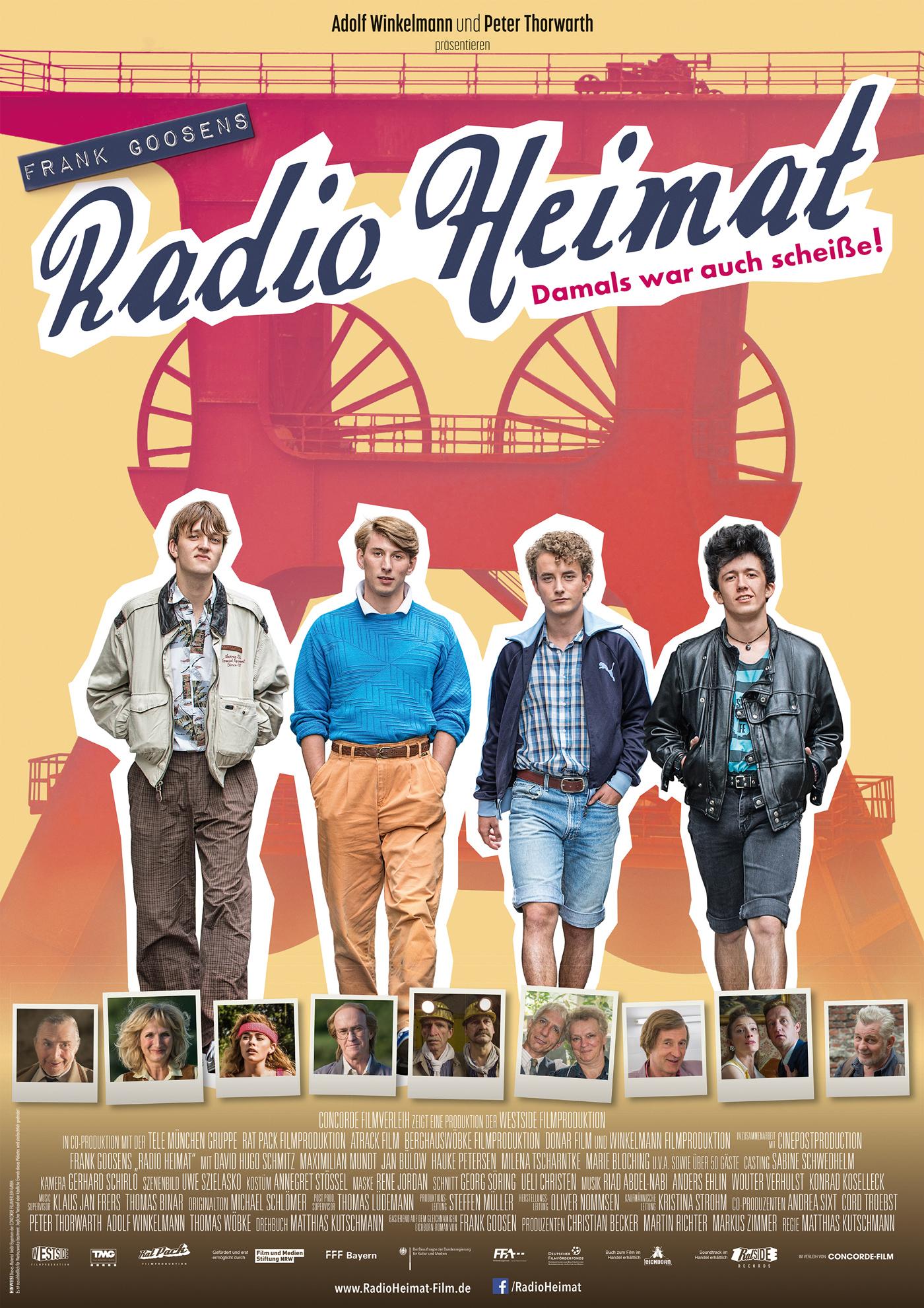 radio heimat// tendaysaweek